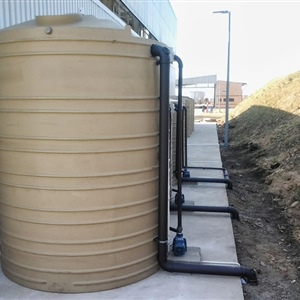 Washbay Greywater Recycling